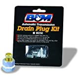 B&M 80250 Automatic Transmission Universal Drain Plug Kit