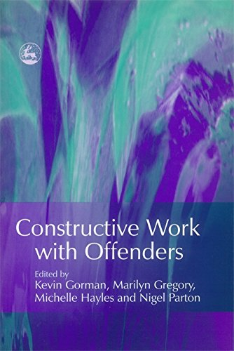 Constructive Work with Offenders