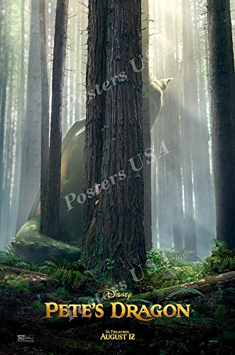 Posters USA - Pete's Dragon Movie Poster Glossy Finish