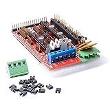 Qunqi 3D Printer Controller Board RAMPS 1.4 REPRAP MENDEL PRUSA for Arduino