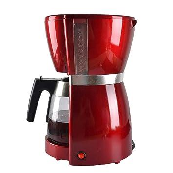 cafetera Máquina automática cafetera de goteo eléctrica cafetera de té de la máquina de café del hogar Matefielduk: Amazon.es: Hogar
