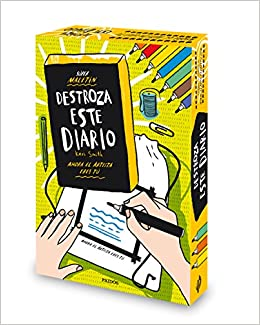 Súper maletín Destroza este diario Libros Singulares: Amazon.es: Smith, Keri: Libros