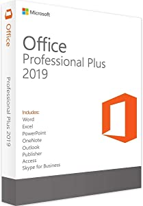 Office Professional 2019 (Lifetime Download) for Windows 10