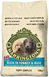 Harrington's Puppy Food Complete Rich In Turkey and Rice 10 Kg