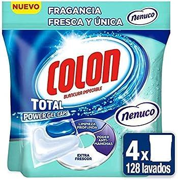 Colon Total Power Gel Caps Nenuco - Detergente para lavadora ...
