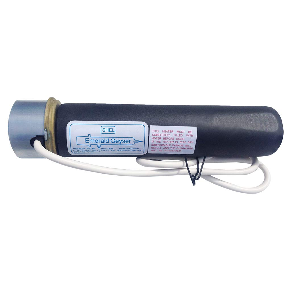External Immersion Heater (also known as a Willis) by Tesla