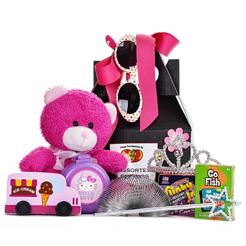 Toys for Girls Gift Basket Princess