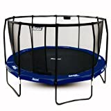 Beast Trampoline 15 ft Round with PREMIUM Enclosure | Heavy Duty Trampoline | NO WEIGHT LIMIT