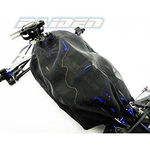 (Raidenracing Chassis Dirt Dust Resist Guard Cover for 1/10 Traxxas E-REVO Summit E REVO)