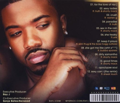 Ray j sexy can i remix lyrics