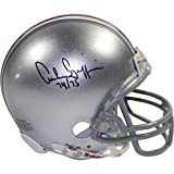 Archie Griffin Signed Ohio State Replica Mini Helmet with H.T 1974/75 Inscription - Certified Authentic Autograph
