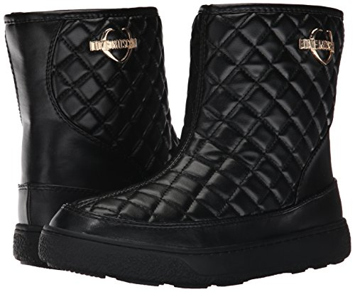 Love Moschino Women's JA24083G14IG0000, Black, 35 M EU (5 US) by Love Moschino (Image #6)