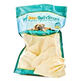Jumbo Cow Ear Dog Treats by Best Bully Sticks (10 pack)