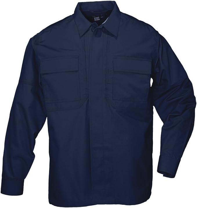 5.11 Tactical # 72003 Sarga TDU Camisa de Manga Larga