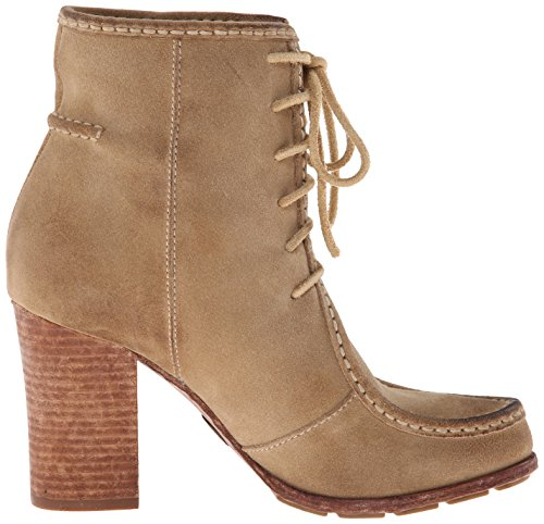 FRYE Womens Parker Moc Short Boot Natural 76oZcIqb