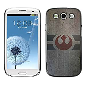 Design for Girls Plastic Cover Case FOR Samsung Galaxy S3 Star Wars Alliance OBBA