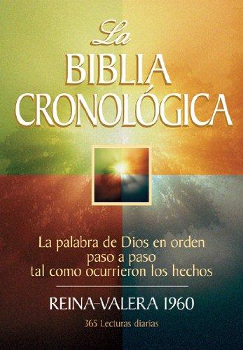 Download La Biblia cronologica (Spanish Edition) PDF