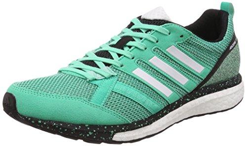 Bgreen para Hombre Adizero de adidas 9 Running M Tempo Verde Zapatillas Hiregr Ftwwht TqvHvgpw