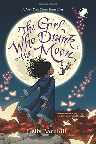 The Girl Who Drank The Moon (Indonesian Edition)