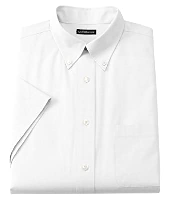 Croft & Barrow Mens Classic Fit Button Down Short Sleeve Dress ...