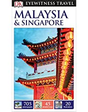 DK Eyewitness Malaysia and Singapore