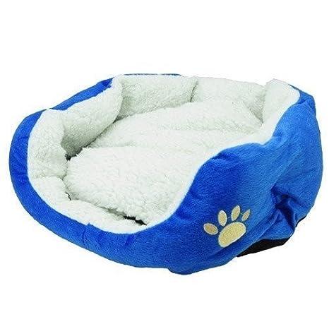 MFEIR Cama Gato Nido para Mascotas Cama de Perro Cálido Nido Algodón,Café,pequeña: Amazon.es: Hogar