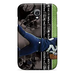 Anne Marie Harrison Design High Quality Seattle Seahawks Cover Case With Excellent Style For Galaxy S4