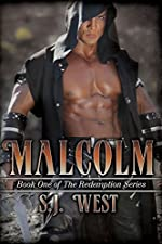 Malcolm (Book 1, The Redemption Series) (Paranormal Angel Romance)