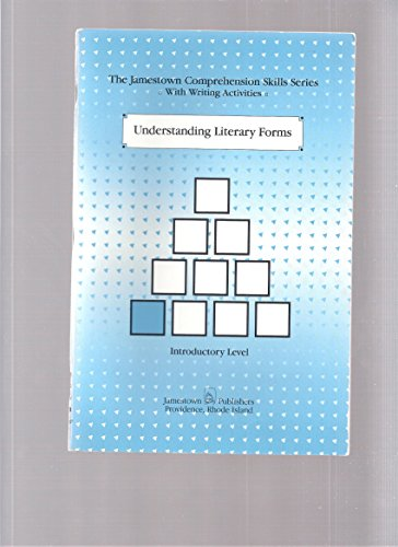 Understanding Literary Forms: Introductory Level (Comprehension Skills Series)