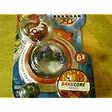 Bakugan Bakucore Starter Pack (Red Abisomega, Blue Verias, Smokey Grey Mystery Ball) by Spider-Man
