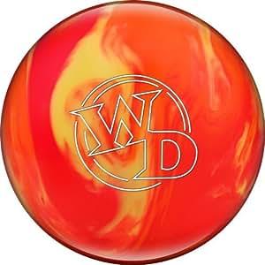 Columbia 300 White Dot Bowling Ball, Sunburst, 6 lb