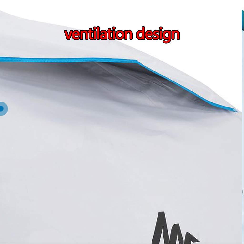 YaNanHome Zelt Zelt im Freien 2-3 Personen Sonnenschutz UV Zelte optional Zwei Farben optional Zelte (Farbe   Blau, Größe   200  190  121) 0fd4be