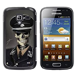 LECELL--Funda protectora / Cubierta / Piel For Samsung Galaxy Ace 2 -- SS Soldado --