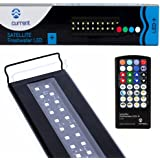 Current USA Satellite Freshwater LED Plus Light for Aquarium, 24 to 36-Inch