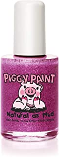 product image for Piggy Paint 100% Non-toxic Girls Nail Polish - Safe, Chemical Free Low Odor for Kids, Butterfly Kisses - Great Stocking Stuffer for Kids