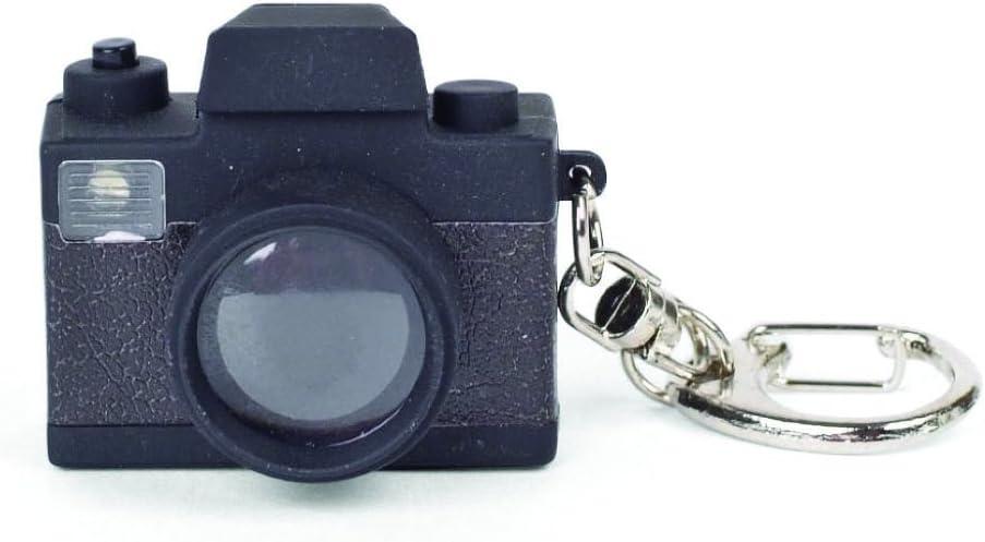 Kikkerland 2454140031 - Llavero cámara de Fotos: Amazon.es: Hogar