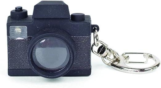 Amazon.com: Kikkerland KRL15-CDU - Llavero LED para cámara ...