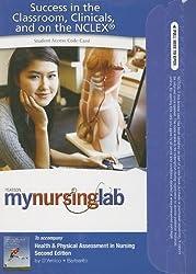 MyNursingLab -- Access Card -- for Health and Physical Assessment in Nursing (MyNursingLab (Access Codes))