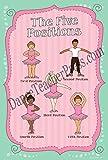 Ballet Essentials - 4 Educational Ballet Posters
