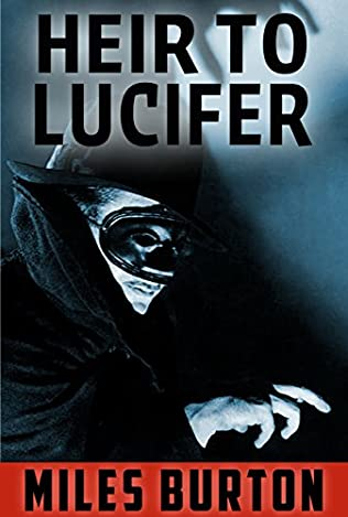book cover of Heir to Lucifer