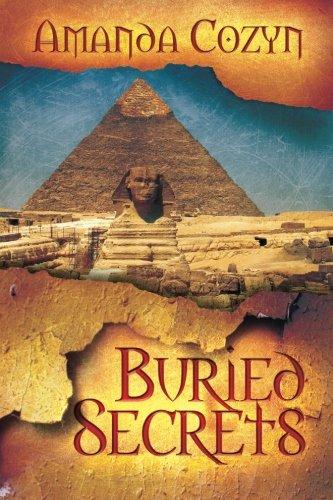 Book: Buried Secrets by Amanda Cozyn