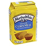 Martha White Plain Enriched Yellow Corn Meal, 32 oz