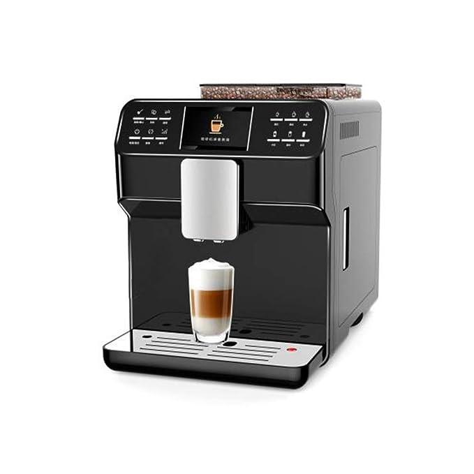 Amazon.com: XSWZAQ Máquina de café totalmente automática ...