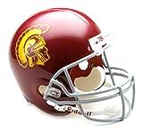NCAA USC Trojans Deluxe Replica Football Helmet