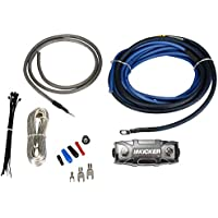Kicker PK8 8 Gauge OFC Power Amplifier Installation Kit