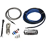 1000 watt amp install kit - Kicker PK8 8 Gauge OFC Power Amplifier Installation Kit
