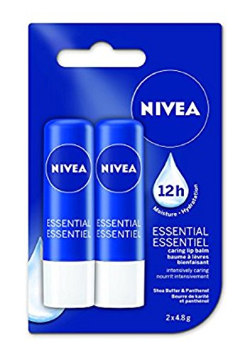 Nivea Blue Lip Balm