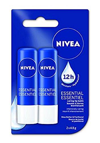 Nivea Essential Lip Balm - 4