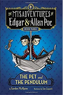 Image result for THE MISADVENTURES OF EDGAR AND ALLAN POE