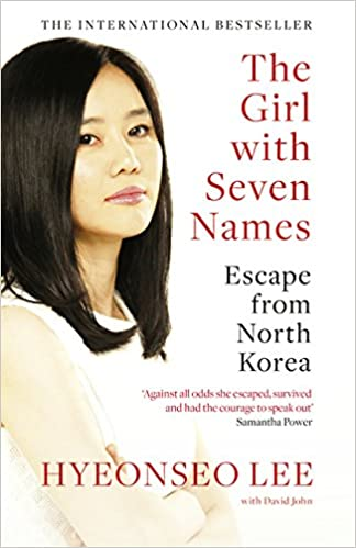 Amazon com: The Girl with Seven Names (9780007554850
